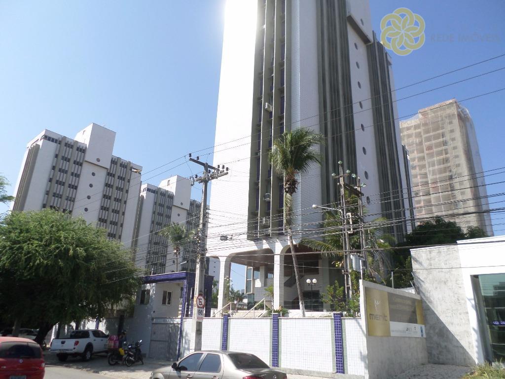 Ótimo apartamento próximo a tudo que sua família precisa - Alugar no Cocó -