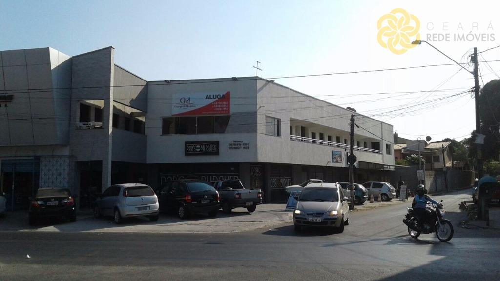 Salas comerciais para locação, Messejana, Fortaleza - PR0001.