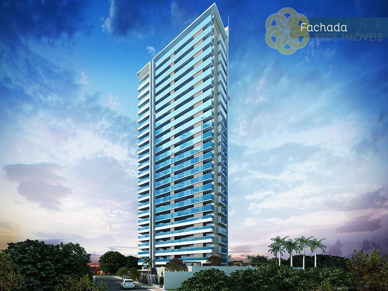 Apartamento à venda, Azzurra Aldeota, Fortaleza. Em Construção.
