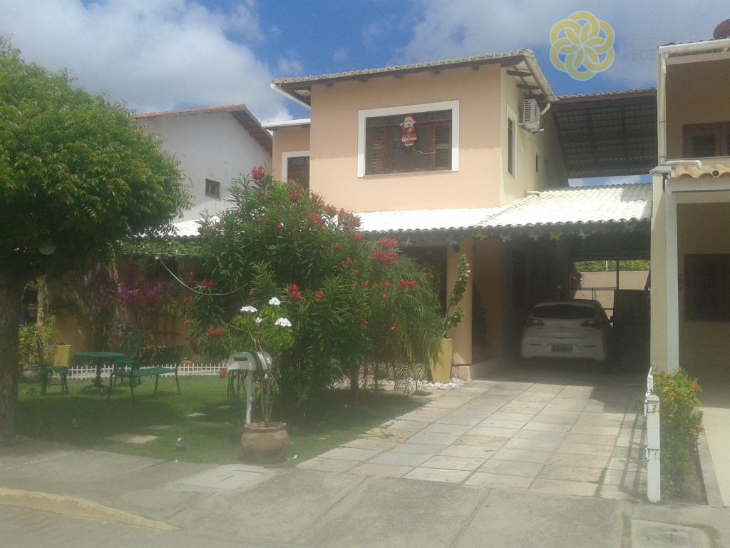 Casa residencial à venda, Edson Queiroz, Fortaleza. CA0259