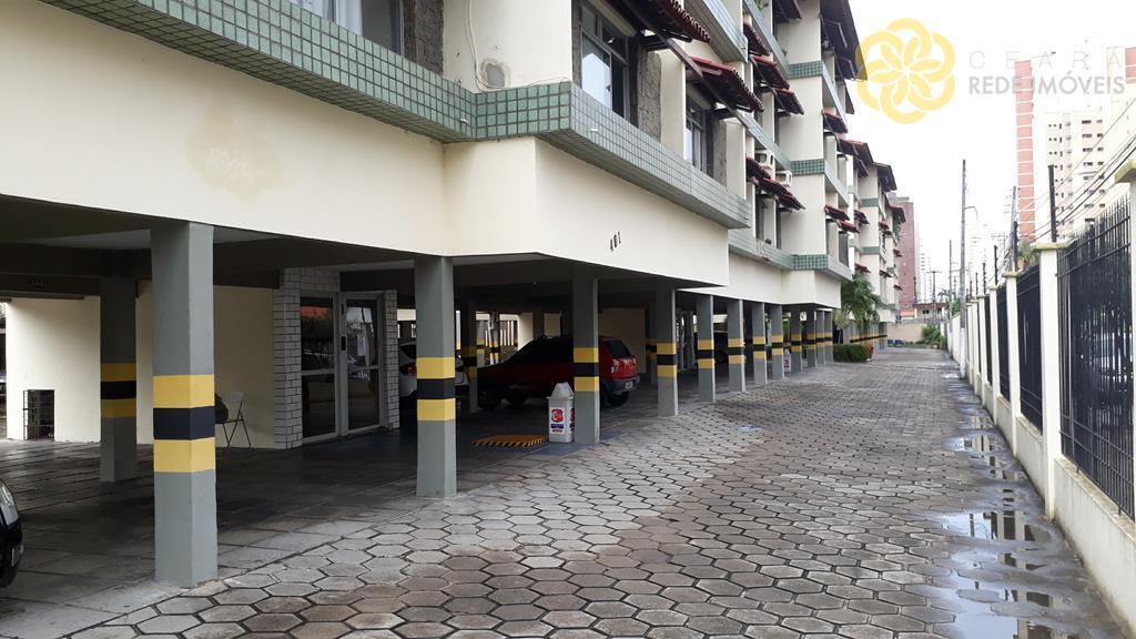 Apartamento à venda, 2 quartos sendo 1 suíte - Cocó - AP0530