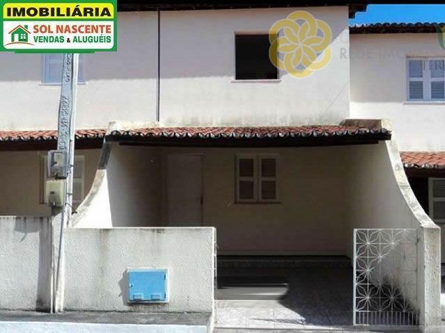 Casa residencial para venda e locação, Passaré, Fortaleza.