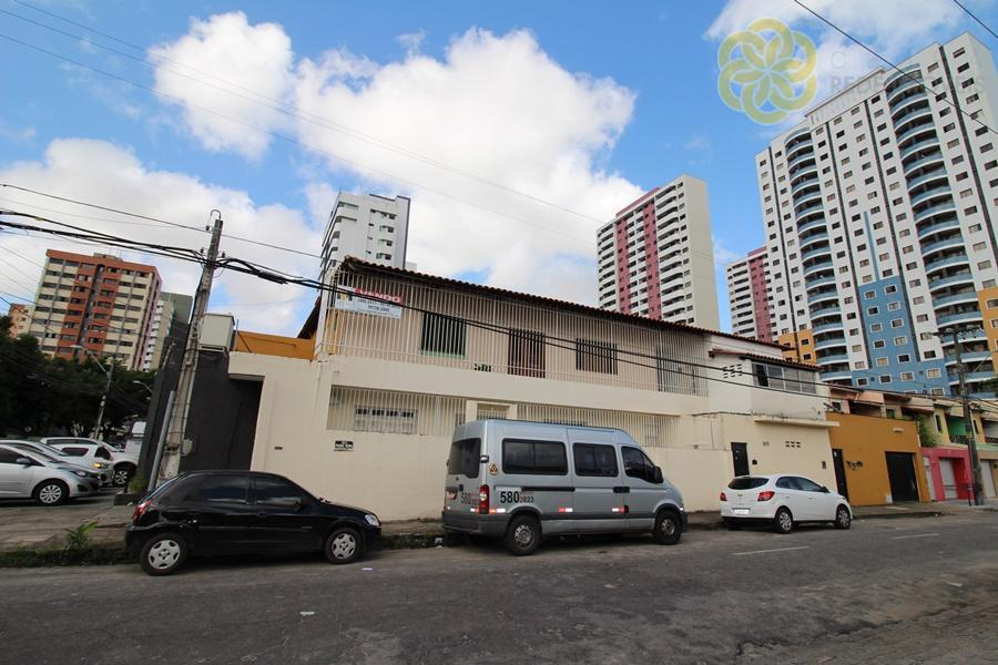 Casa comercial para locação, Fátima, Fortaleza.
