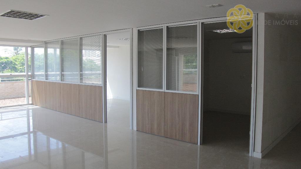 Sala Comercial Escritório Empresarial Iguatemi para Locação, Cocó, Fortaleza