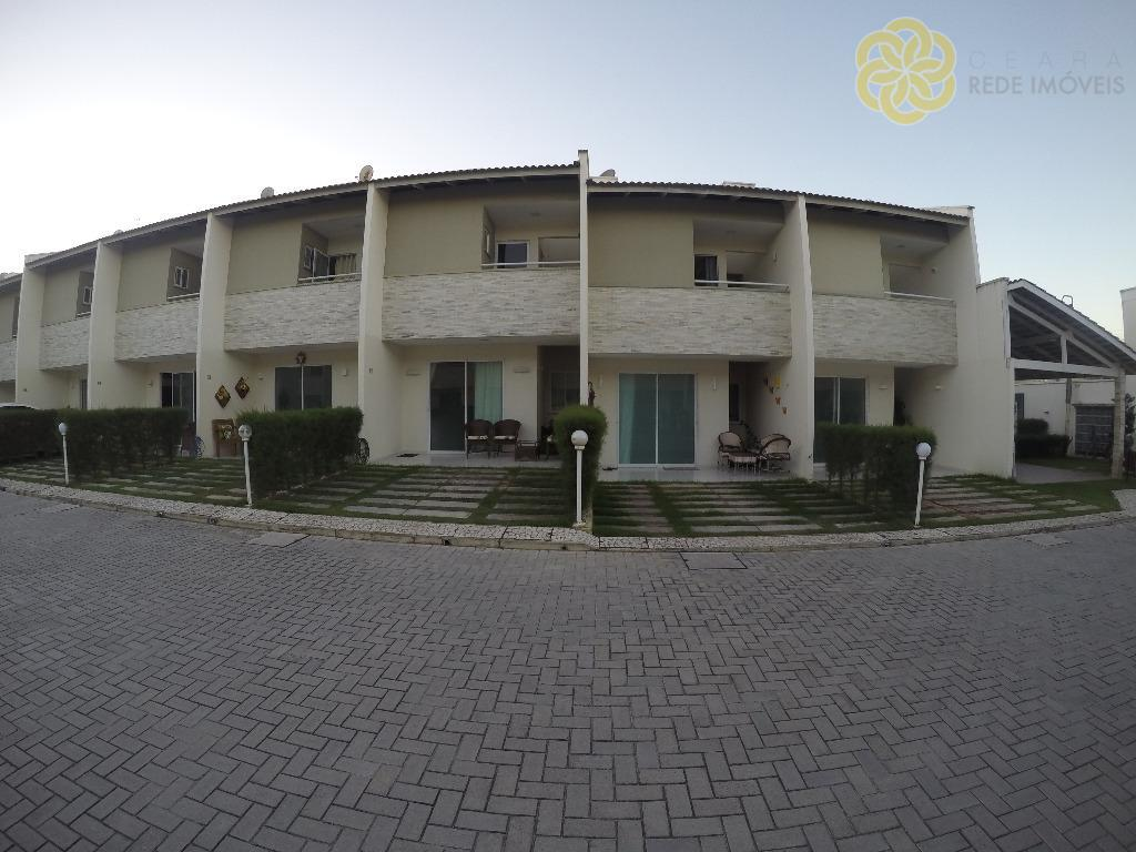 Maravilhosa Casa Dúplex, 3 Quartos (1 Suíte)+ Wc social, 2 Vagas, Área de lazer Completa, Lagoa Redonda - Fortaleza/CE.