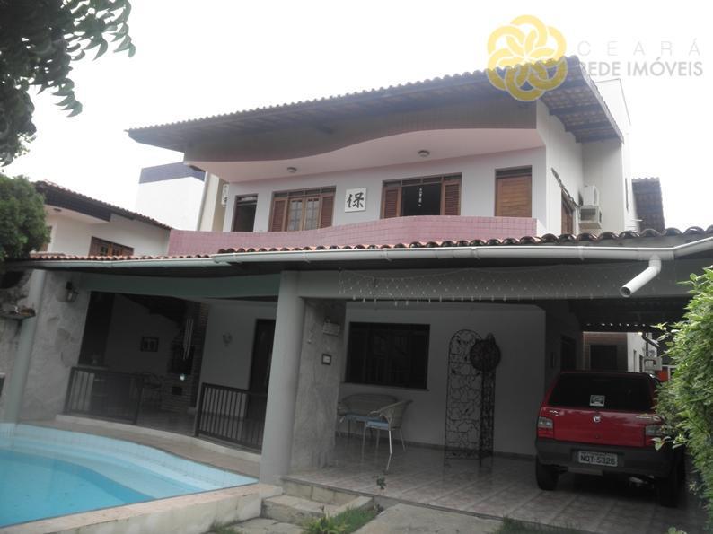 CA0188 - Duplex Cond. 350m², 03 suítes + 01 quarto, 04 vagas - Edson Queiroz - Fortaleza