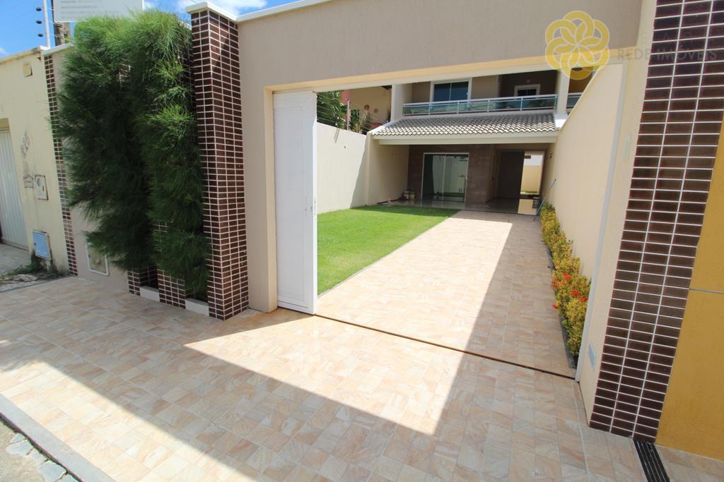 Casa residencial à venda, Edson Queiroz, Fortaleza - CA0279