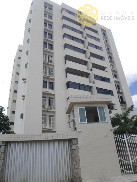 Apartamento residencial para locação, Varjota, Fortaleza.