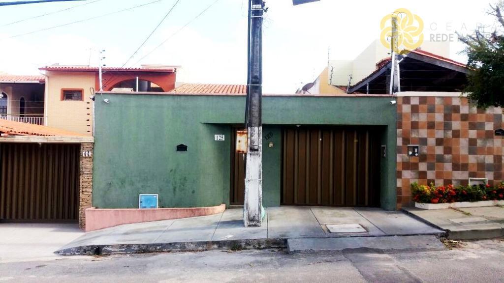 Casa residencial à venda, Engenheiro Luciano Cavalcante, Fortaleza.