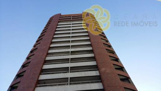 Apartamento residencial para locação no coração da Aldeota, Fortaleza.