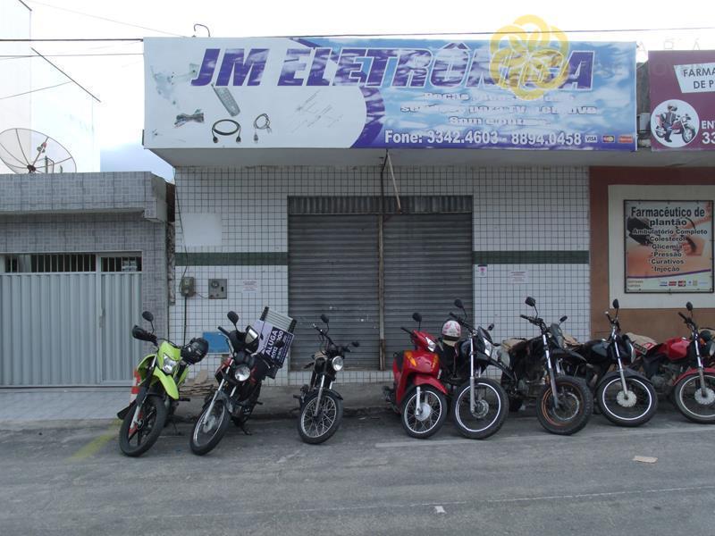 Loja comercial para locação, Centro, Caucaia.