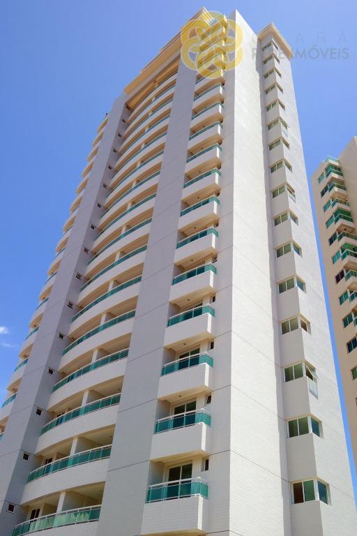 Apartamento à venda, Fátima, Fortaleza. Maison MonteCarlo Condominium