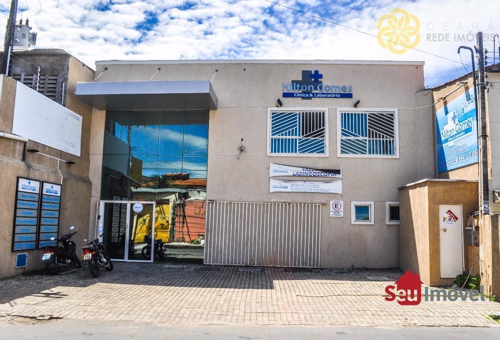 Sala comercial para locação, Parangaba, Fortaleza.