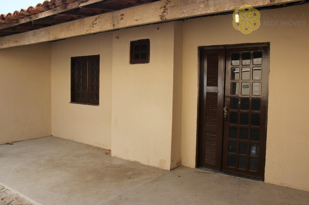 Casa residencial para locação, Guajiru,  Messejana, Fortaleza.