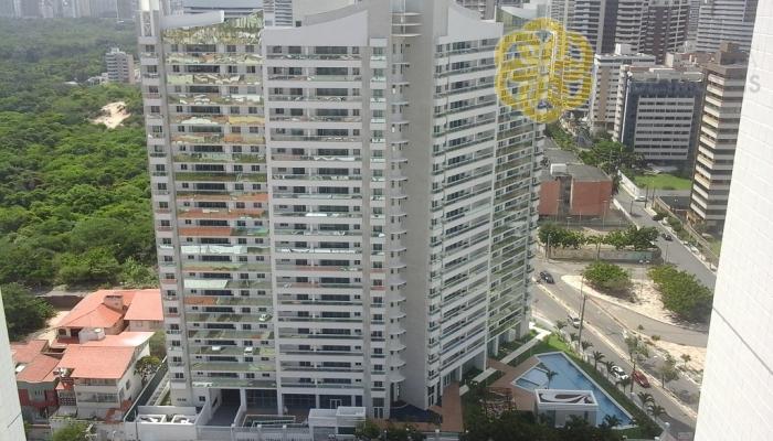 Vitral do Parque, Apartamento à venda no Cocó, próximo a Praça Martins Dourado, Fortaleza.