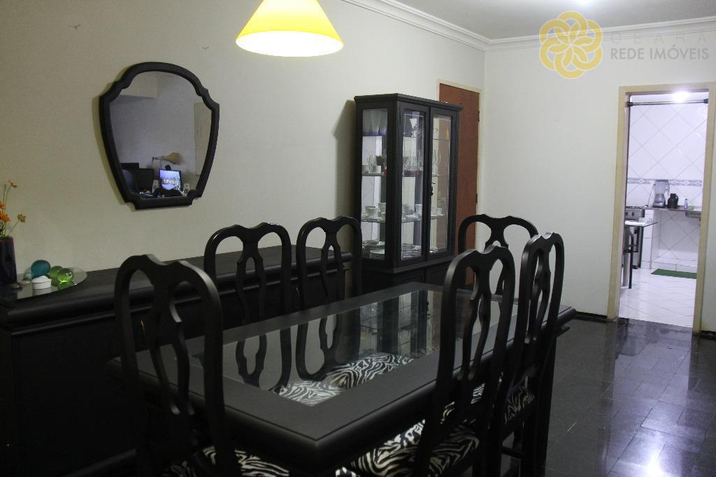Apartamento residencial à venda, Papicu, Fortaleza. Alto padrão, Proximo ao Parque do Cocó, localização previlegiada