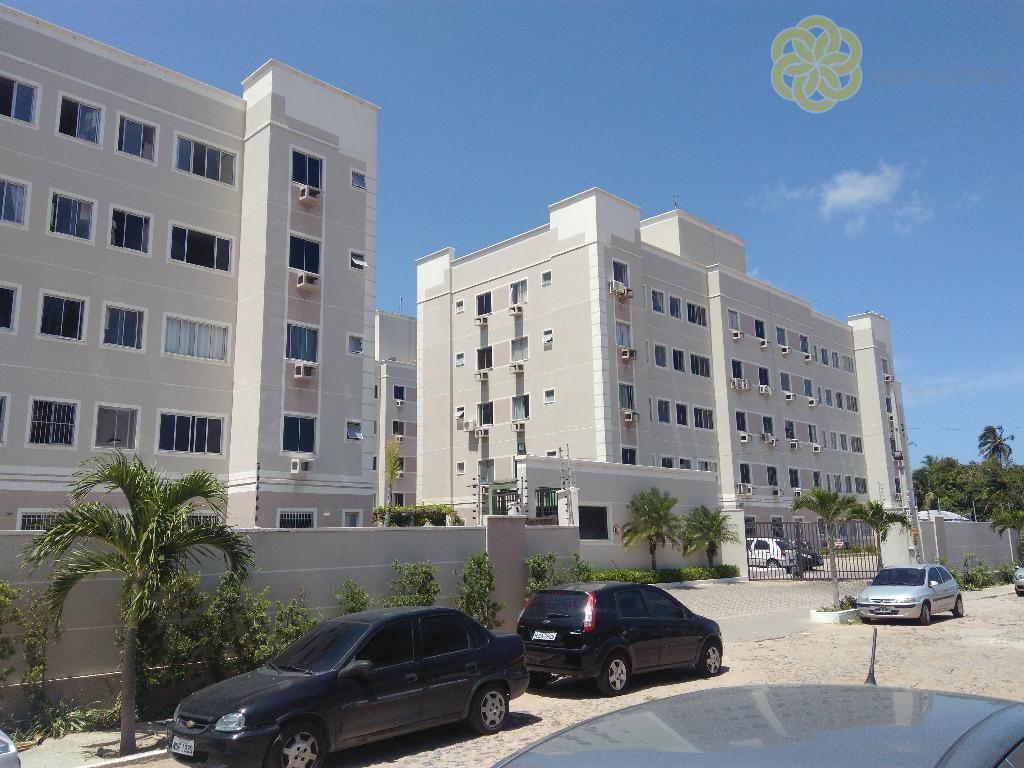 Apartamento residencial à venda, Engenheiro Luciano Cavalcante, Fortaleza - AP2754.