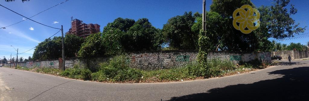 Terreno comercial para locação, Messejana, Guajiru, Fortaleza.