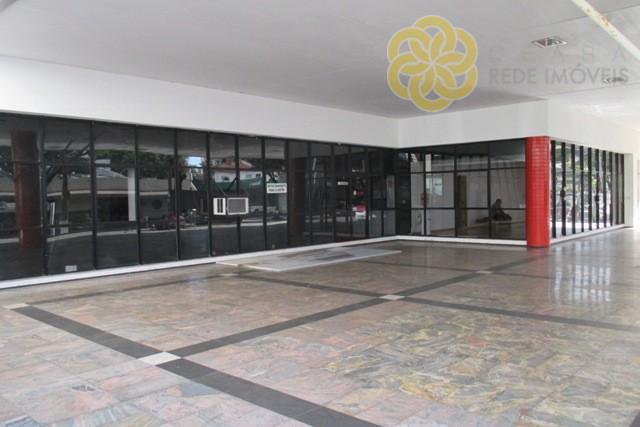 Loja comercial para locação, Aldeota, Fortaleza.