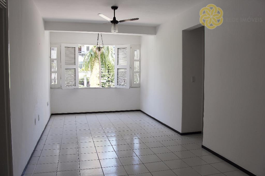 Apartamento residencial para locação, Papicu, Fortaleza. Aluguel na Bento Albuquerque
