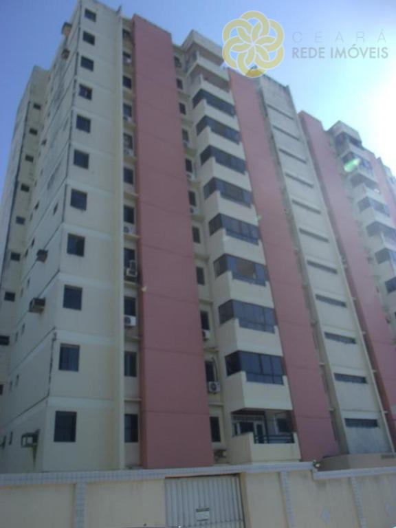 Apartamento residencial para locação, Fátima, Fortaleza - AP2342.