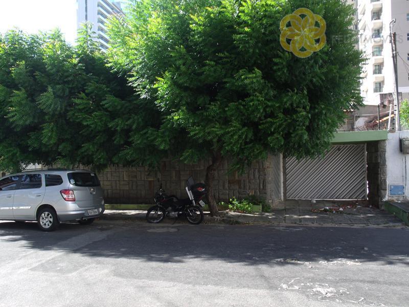 Casa comercial para locação, Cocó, Fortaleza.