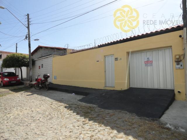 Casa residencial para locação, Edson Queiroz, Fortaleza.