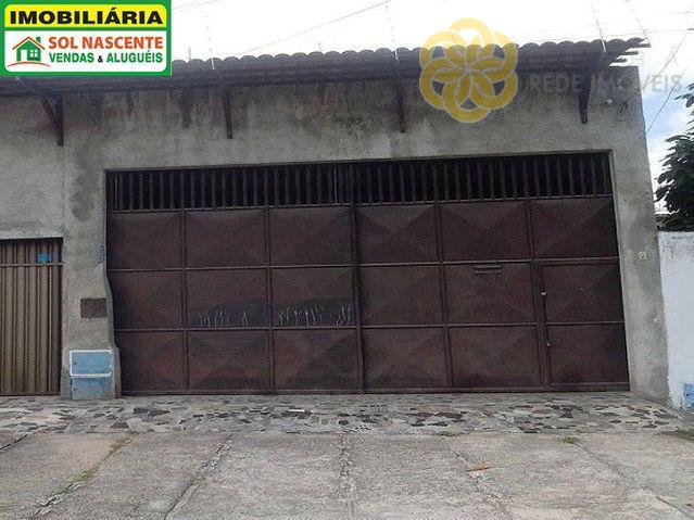 Casa comercial à venda, Lagoa Redonda, Fortaleza - CA1182.