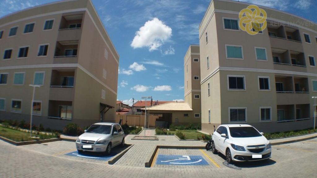 Maravilhoso Apartamento, 3 Quartos (1 Suíte)+ Wc Social, 1 Vaga de Garagem, 67 m², Passaré, Fortaleza/CE.