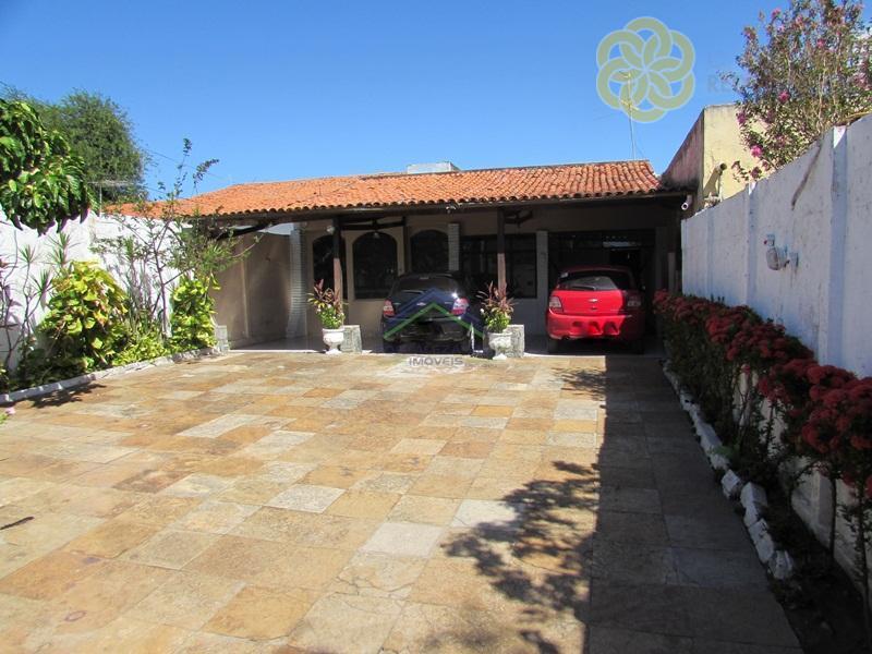 Casa residencial para venda e locação, Engenheiro Luciano Cavalcante, Fortaleza.