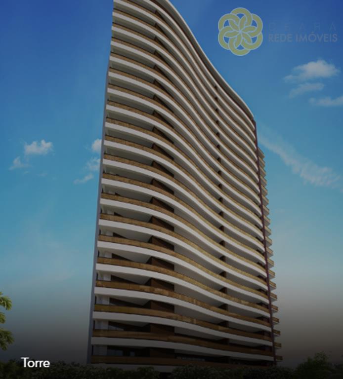 Apartamento à venda, Cocó, Fortaleza.