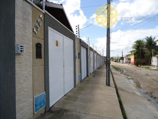 Casa residencial para locação, Siqueira, Fortaleza - CA0354.