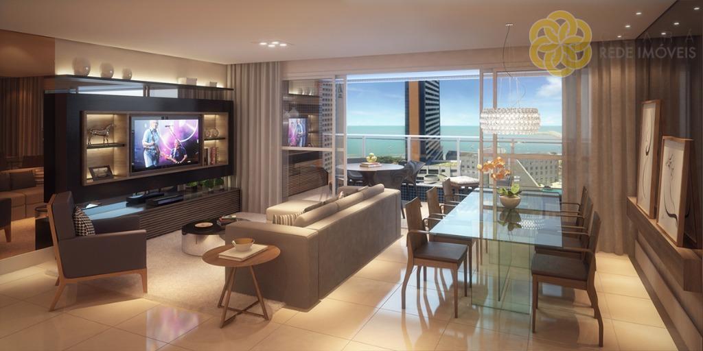Apartamento à venda, Meireles, Fortaleza.
