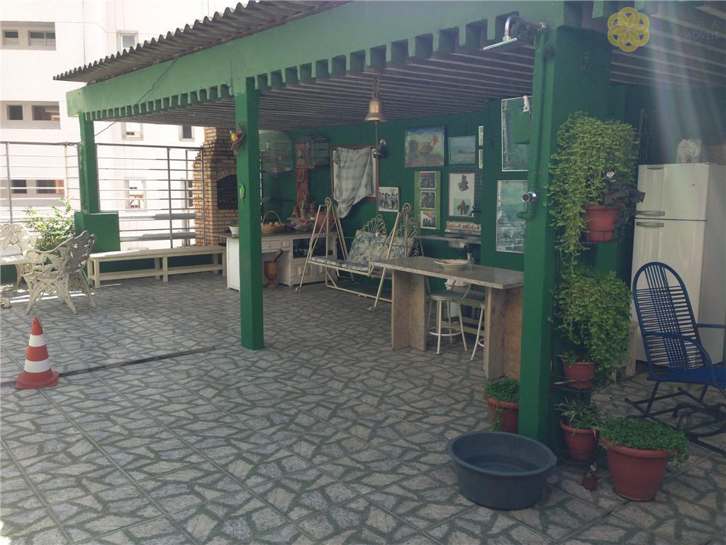 Cobertura residencial à venda, Aldeota, Fortaleza - CO0026.