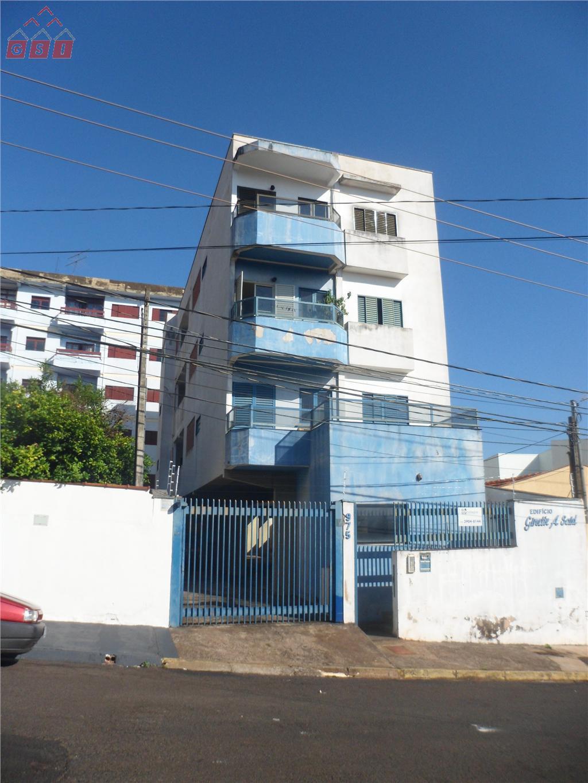 Apartamento  residencial para locação, Jardim Paulistano, Ribeirão Preto.