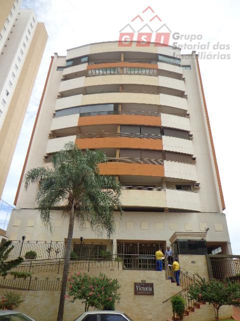 Apartamento  residencial para locação, Jardim Botânico, Ribeirão Preto.