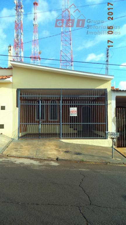 Casa residencial para locação, Alto do Ipiranga, Ribeirão Preto.