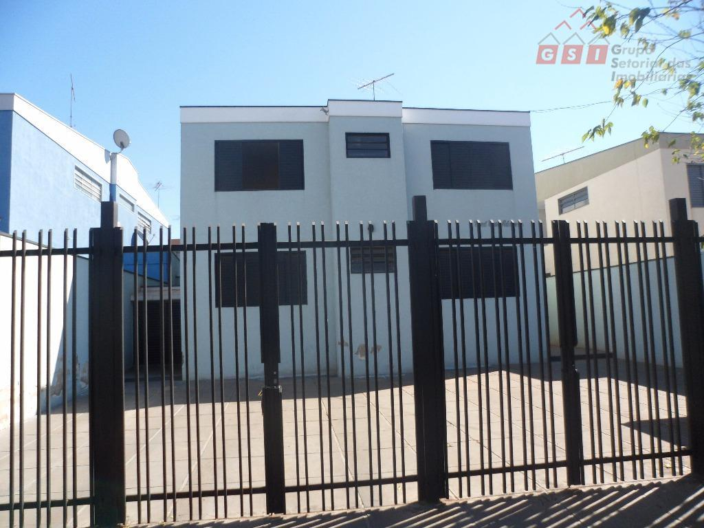 Apartamento residencial para locação, Residencial e Comercial Palmares, Ribeirão Preto.