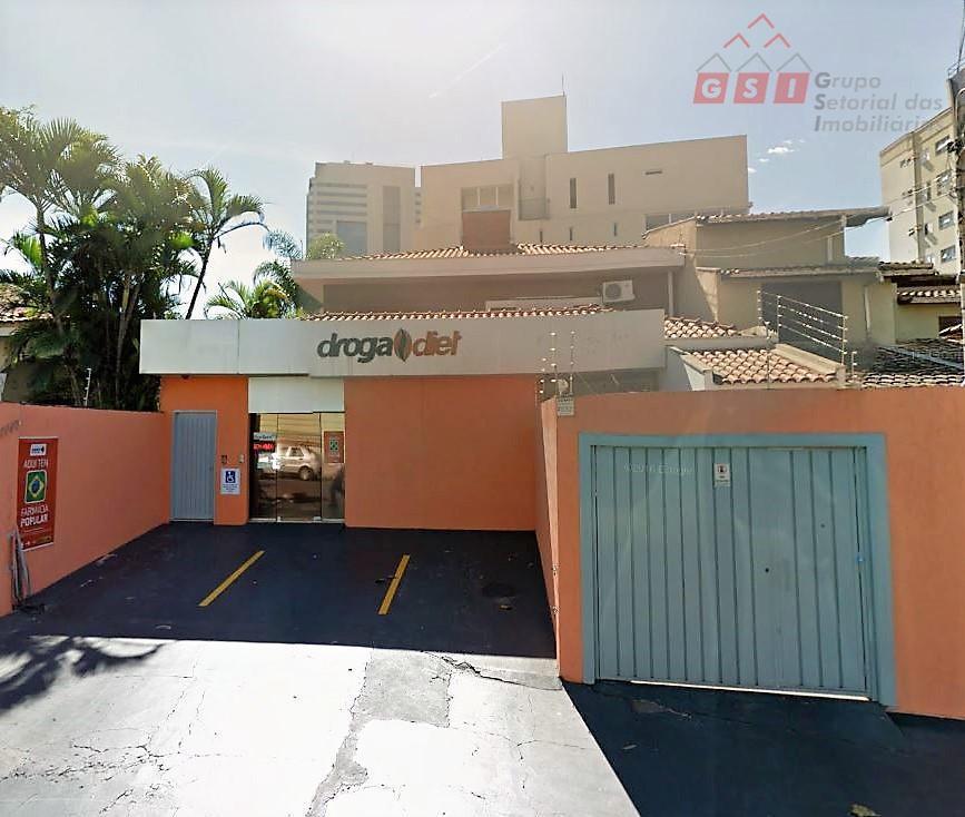 Sobrado comercial para venda e locação, Jardim São Luiz, Ribeirão Preto - SO0396.