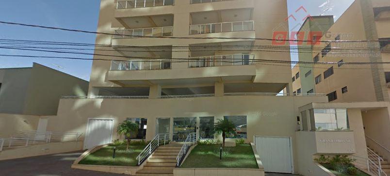 Apartamento residencial para locação, Jardim Irajá, Ribeirão Preto.