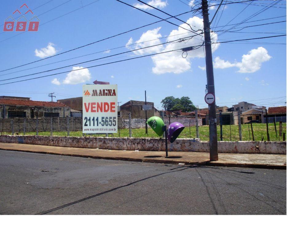Terreno comercial à venda, Ipiranga, Ribeirão Preto.