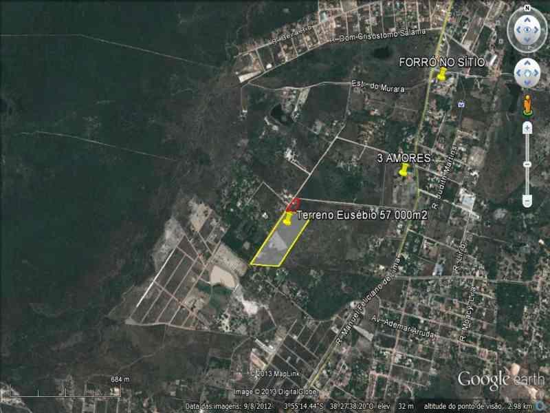 Terreno Residencial à venda, Bairro inválido, Cidade inexistente - TE0057.