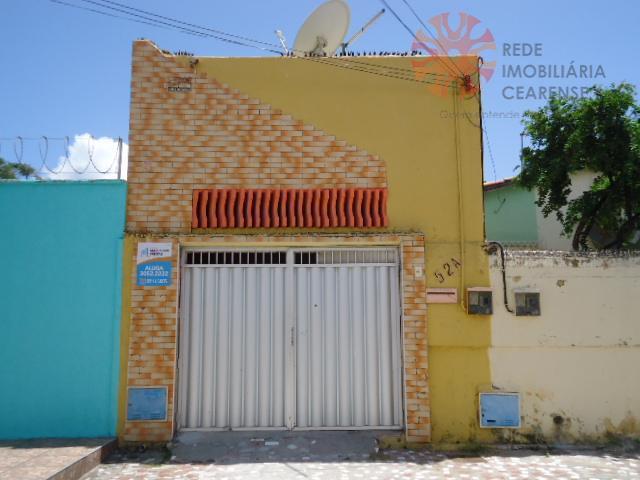 Casa residencial para locação, Barra do Ceará, Fortaleza.