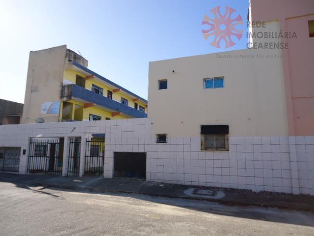 Apartamento residencial para locação, Barra do Ceará, Fortaleza - AP1251.
