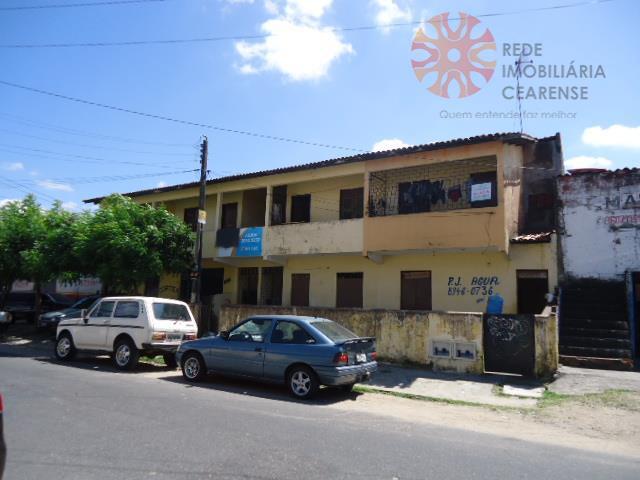 Apartamento residencial para locação, Barra do Ceará, Fortaleza.