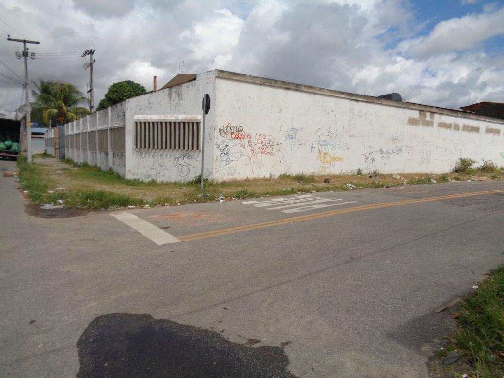 Galpão comercial à venda, Barra do Ceará, Fortaleza - GA0022.
