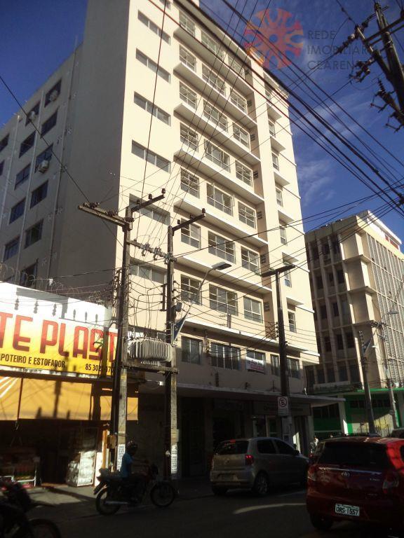 Sala  comercial para locação, Centro, Fortaleza.