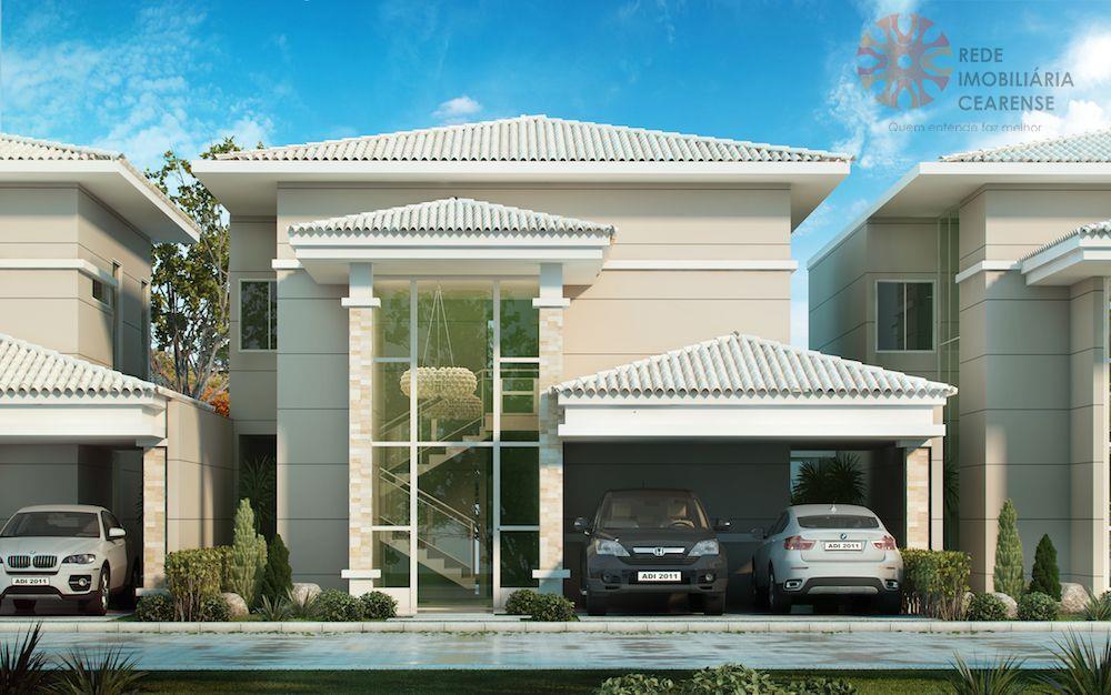 Casa residencial à venda, Eusébio, Eusébio - CA1081.