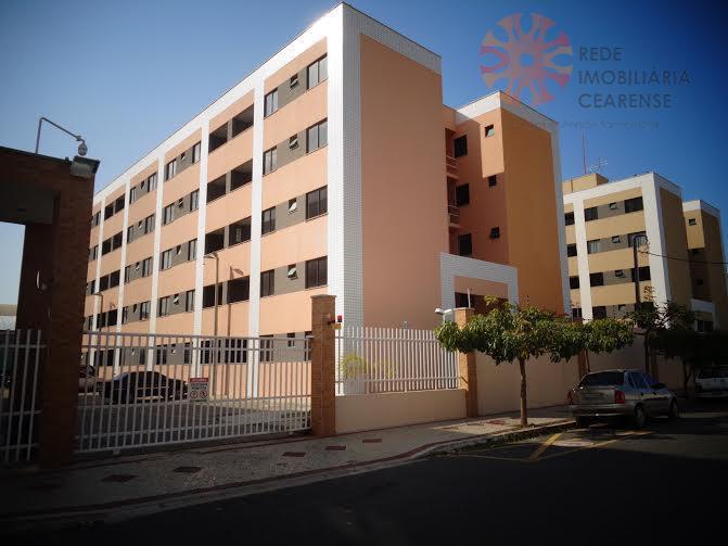 Apartamento residencial à venda, Barra do Ceará, Fortaleza - AP2297.