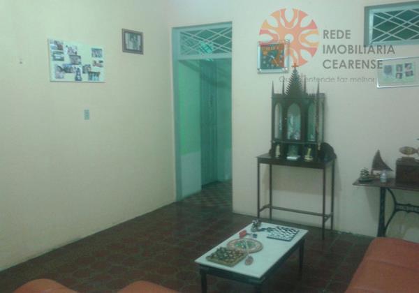 Casa  residencial à venda, Centro, Fortaleza.